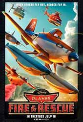 Planes-Fire-Rescue-2014-ผจญเพลิงเหินเวหา-2014-โปสเตอร์