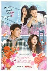 รีวิวหนัง Sweet & Sour (2021) รักหวานอมเปรี้ยว (Netflix) 2021 โปสเตอร์